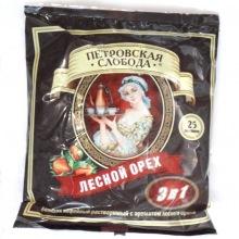 Кофе Петровская Слобода лесной орех