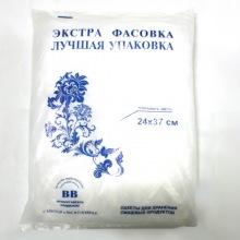 Фасовочный пакет 24*37 (10 мкр) в пластах по 400 шт