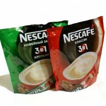 Растворимый гранулированный кофе «Nescafe Classic»
