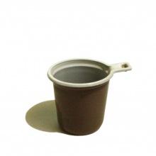 Пластиковый стакан для кофе-машины 180 мл