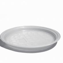 Тарелка одноразовая белая