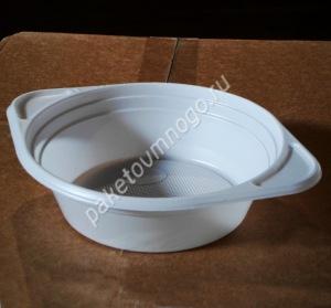 миска пластиковая 500