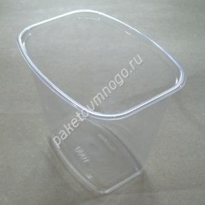 пластиковый контейнер 1000 мл