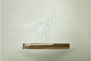 Размешиватель белый (13 см)