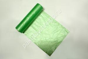 Фасовочный пакет 30*40 (8 мкр) в рулонах