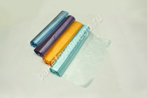 Фасовочный пакет 24*37 (12 мкр) в рулоне по 75 шт