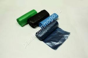 Пакеты для мусора 30 л по 20 шт