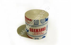 """Бумага туалетная """"Волжанка"""""""