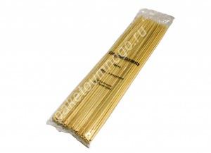 Стеки бамбуковые (300 мм)