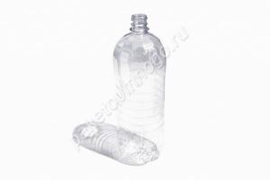 Бутылка ПЭТ 1.5л + крышка