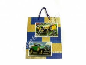 Пакет подарочный L-3164 (264*327*136 мм)