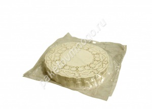Подложка для сервировки и упаковки кондитерских изделий (14 см)