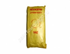 Фасовочный пакет